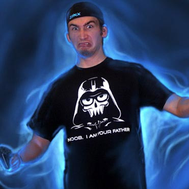 Darth J!NX T-shirt
