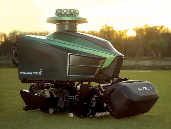 RG3 Robot Mower