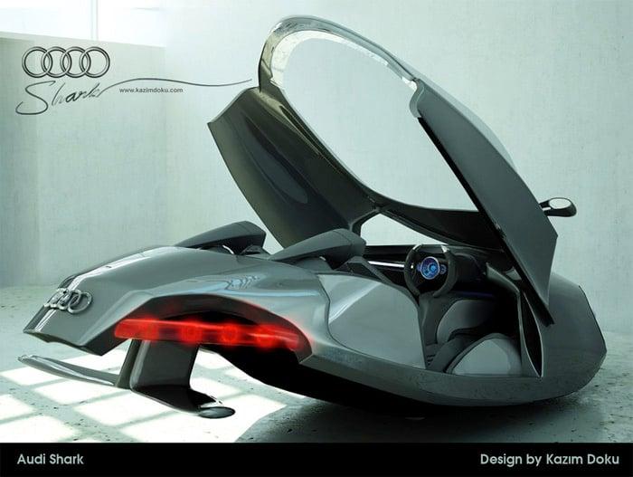 Concept: Audi Shark