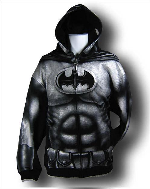 Batman Full Image Hoodie