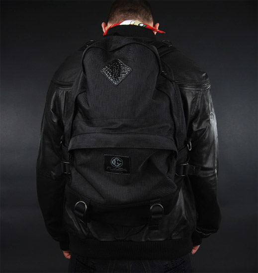 C&C Utility Check Backpack