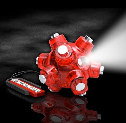 Magnetic Light Mine