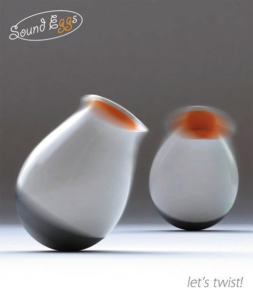 Concept: Sound Eggs