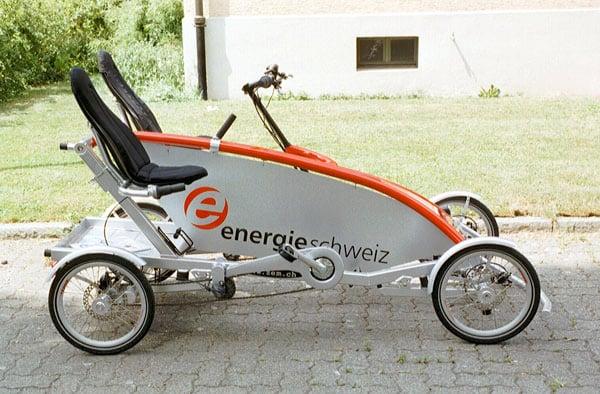 Zero Emission Machines