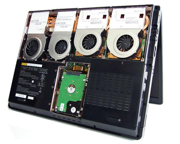 D901c Core i7 Notebook