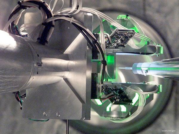 NIF Fusion Factory