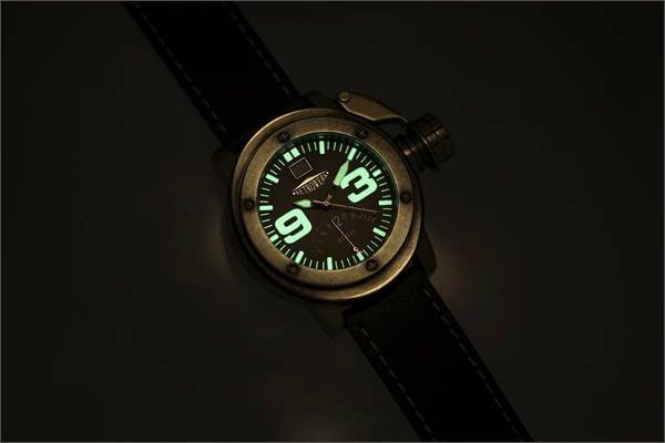 Retrowerk Steampunk Watch