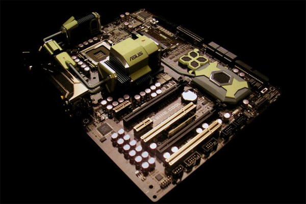 Asus Marine Cool Mobo