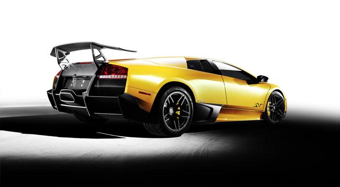 Lamborghini 670-4 SV