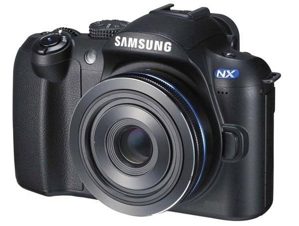Samsung NX Hybrid