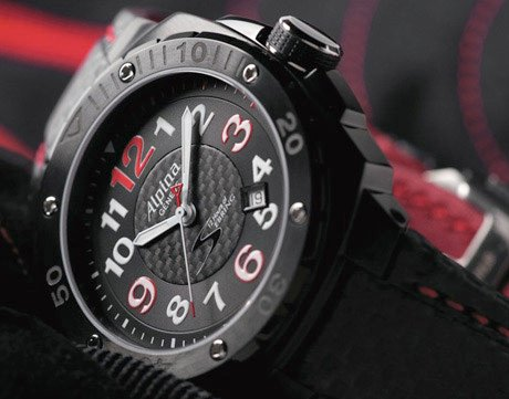 Alpina Extreme Watches