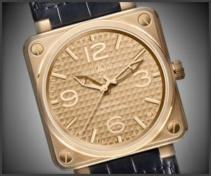 Bell & Ross Gold Ingot