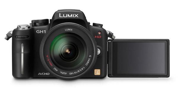 Lumix DMC-GH1