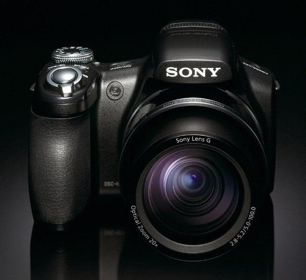 Sony DSC-HX1 Camera