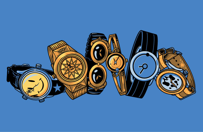 Who Watches the Watches