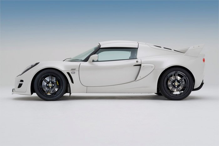 Lotus Exige S260 Sport