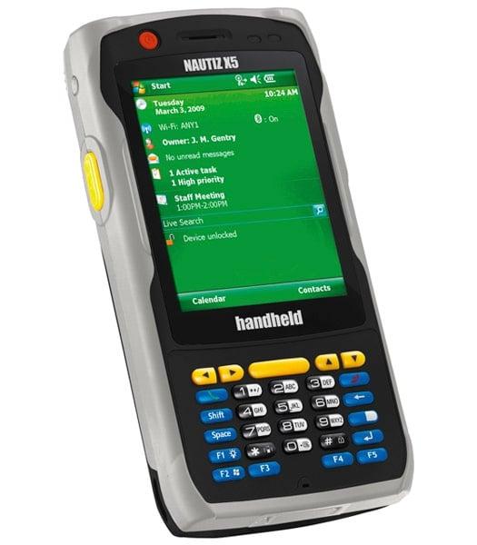 Nautiz X5 Smartphone