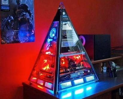 Pyramid PC Mod