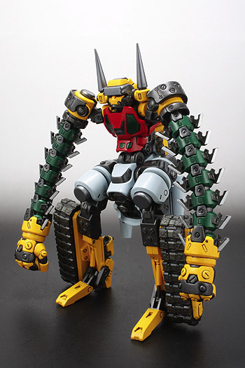 EX Getter Robo