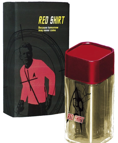 Star Trek Colognes