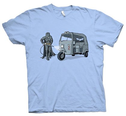 Bat-Tuk-Tuk T-shirt