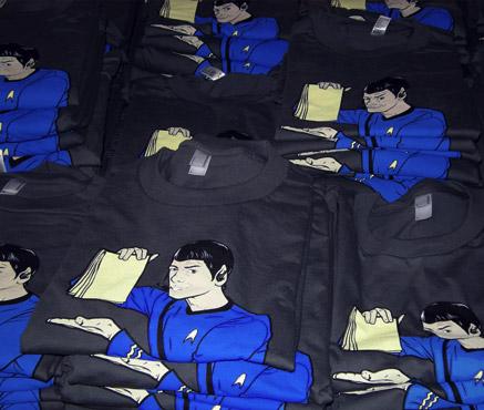Vince Vulcan T-shirt
