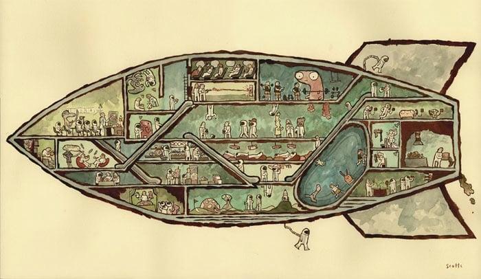 Art: Home Slice