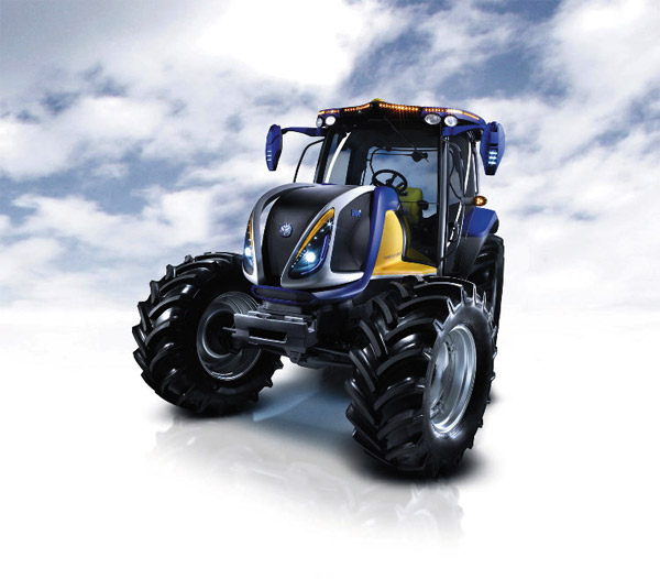 NH2 Tractor
