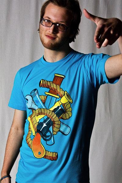 Cluedo T-shirt