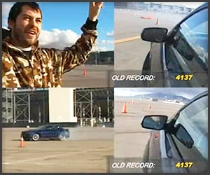 Video: World Drift Record