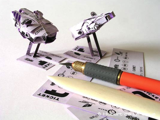 X-Wing Papercraft