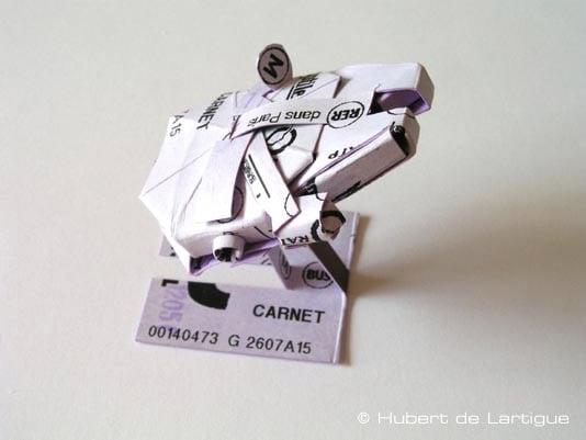 X-Wing Papercraft
