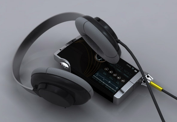 Concept: KRE-8 Cellphone