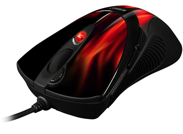 Rush FireGlider Mouse