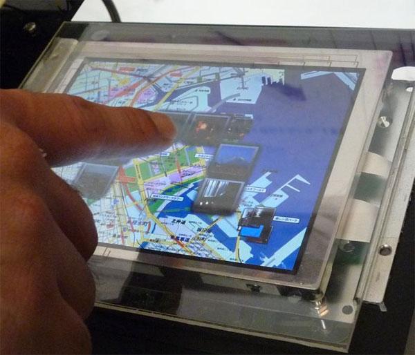 Mitsubishi 3D Touch