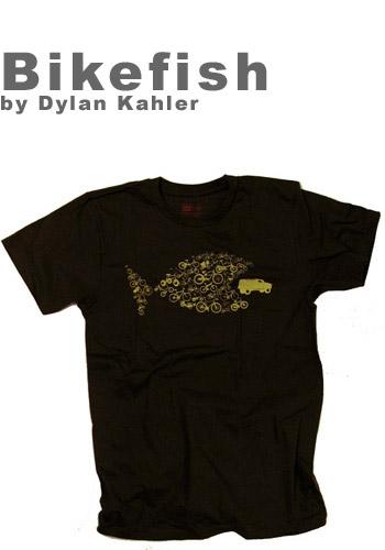 Bikefish T-shirt