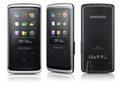 Samsung YP-Q2 PMP