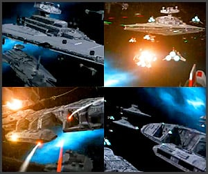 Star Wars vs. BSG