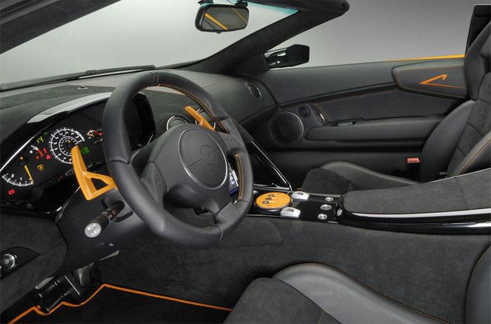 Lambo LP 650-4 Roadster