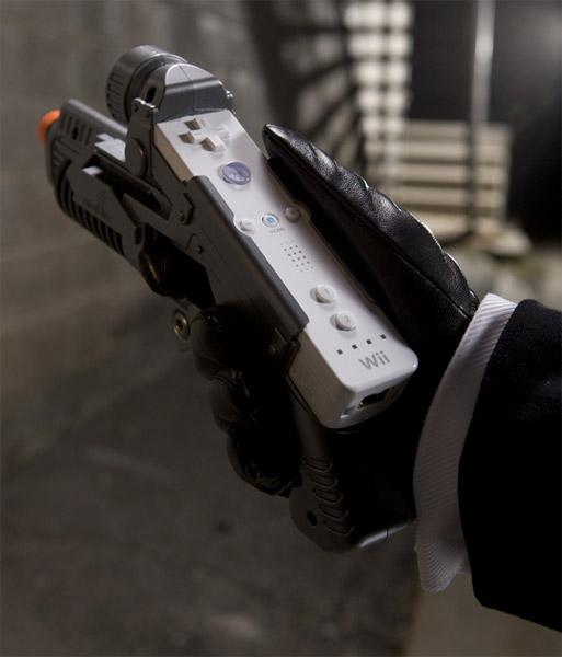 Dark Ops Wii Light Gun