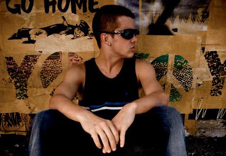 Ryan Sheckler Sideways