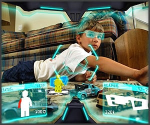 Augmented Reality Toys