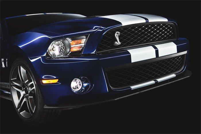 Auction: Concept Mustangs