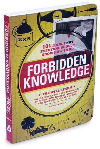 Book: Forbidden Knowledge
