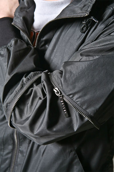 Lestrade Nylon Jacket