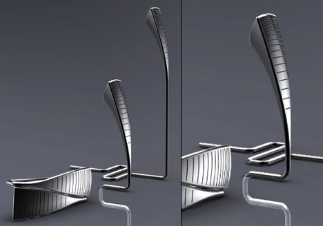 Concept: Serpent Speaker