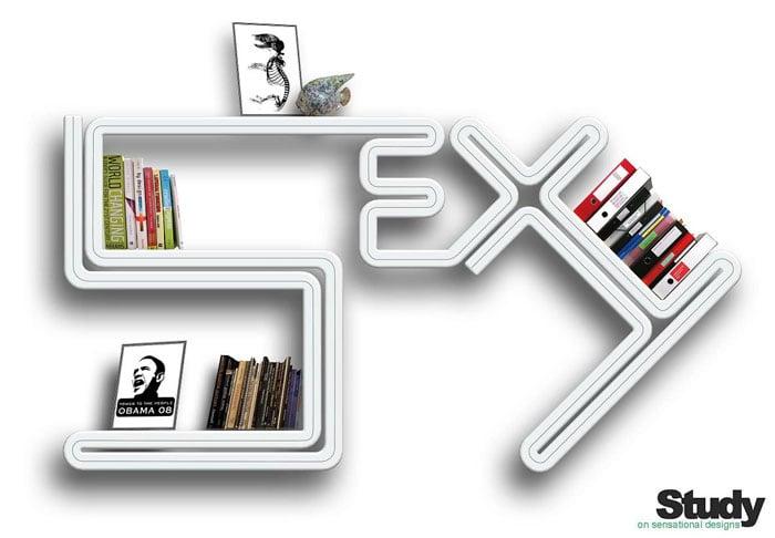 Sex Bookshelf