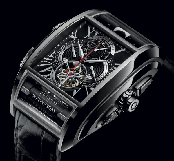 Chapter One Black Dial