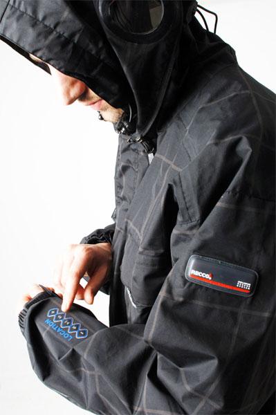 Hero 3 Speaker Jacket