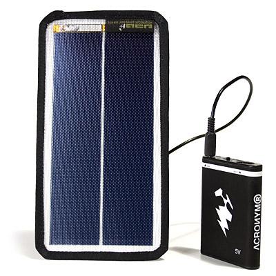 3RD ARM Solar Battery